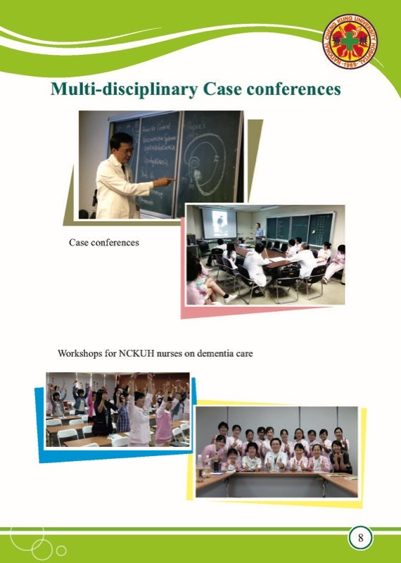 Multi-disciplinary Case Conferences